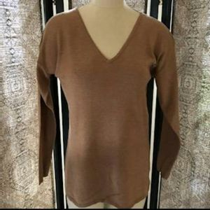NWT OLD NAVY Tan Tunic Sweater M